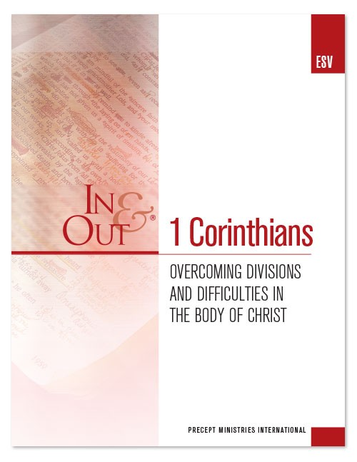 1 Corinthians In & Out Workbook (ESV)