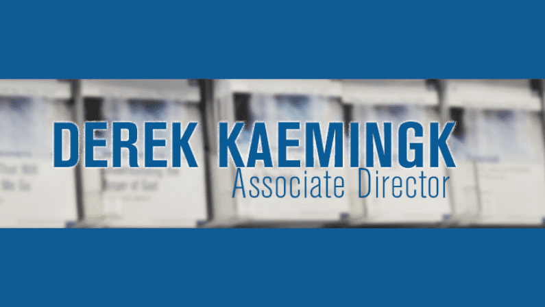 Meet Our New Associate Director