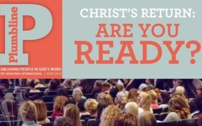 Christ's Return: Are You Ready?