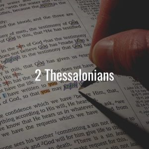 2 Thessaloniciens