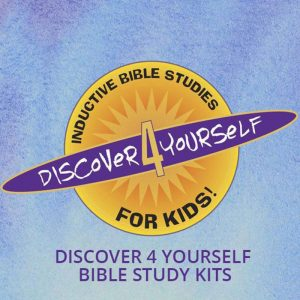 Discover 4 Yourself Bible Study Kits