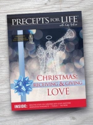 Christmas: Receiving & Giving Love