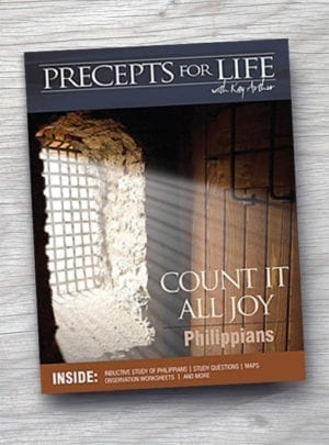 Count It All Joy: Philippians