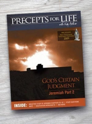 God's Certain Judgment: Jeremiah Part 2