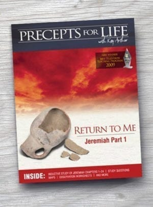Return To Me: Jeremiah Part 1