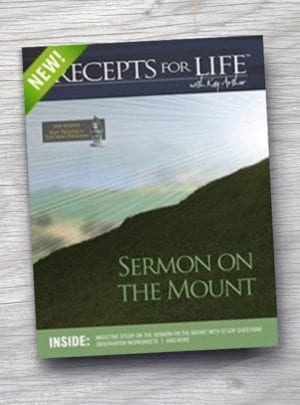 Precepts For Life Sermon On The Mount