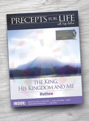 The King, His Kingdom And Me: Matthew