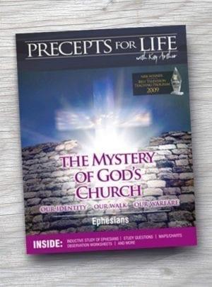 The Mystery Of God's Church: Ephesians