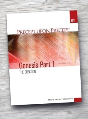 Precept Upon Precept Workbooks (ESV)