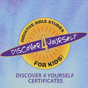 Discover 4 Yourself Certificates