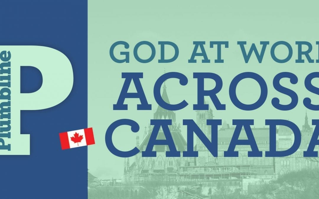 God At Work Across Canada